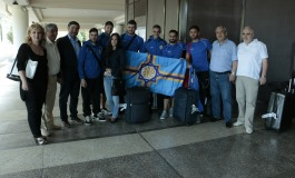 (Eastern Armenian) Արեւմտյան Հայաստանի Հանրապետության Ֆուտբոլի ազգային հավաքականը Սոչիում