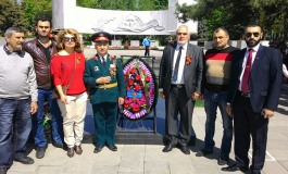 (Eastern Armenian) Մեծ Հայրենական Պատերազմի Հաղթանակի օրը