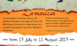 (English) 2017 Summer Camp - Zarmanazan