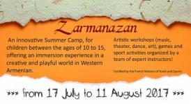 (English) 2017 Summer Camp - Zarmanazan