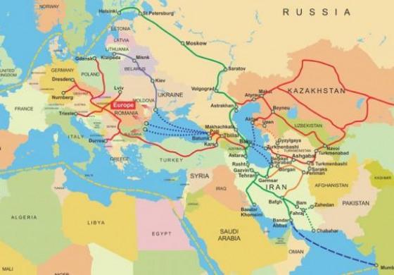 (Eastern Armenian) Մեր տարածաշրջանի նոր աշխարհաքաղաքական կառուցվածքը