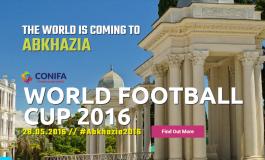 (Русский) Кто приедет в Абхазию на чемпионат ConIFA
