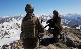 (Western Armenian) Արևմտեան Հայաստանի գրաուած տարածքներուն PKK-ի դէմ գործողութիւններու ընթացքին  սպանուած է 1 թուրք զինծառայող