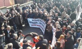 (Western Armenian) Ալեւիները ցոյցի մասնակից եղան Մարաշի կոտորածի համար դեկտեմբերի 23-ին անիծելով