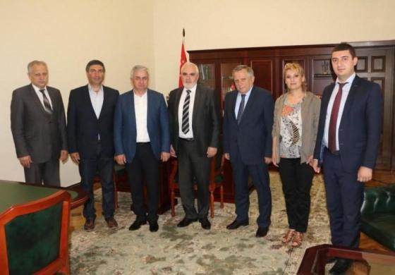 (Русский) «ConIFA сломал стену изоляции вокруг Абхазии»