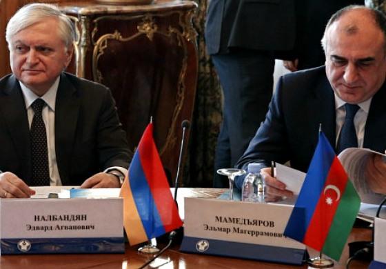 (Eastern Armenian) Վիեննայում տեղի ունեցավ Հայաստանի և Ադրբեջանի ԱԳ նախարարների հանդիպումը