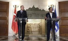 (Français) Querelles diplomatiques sur la conférence de presse Tsipras-Erdogan