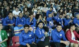 (Русский) Сборная Западной Армении посетила матч Сборной Абхазии и Чагоса