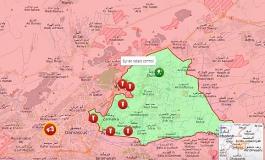 (English) Syria Civil War Map 30/11/2017