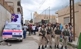 """(Русский) Армянские солдаты в Сирии известны как """"яростные бойцы"""""""