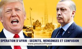 (Français) Débat : secrets, mensonges et confusion autour de l'opération d'Afrin